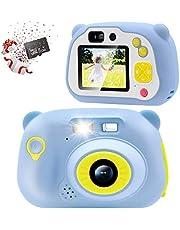 Sonkir 32 GB Fotocamera Digitale Ricaricabile