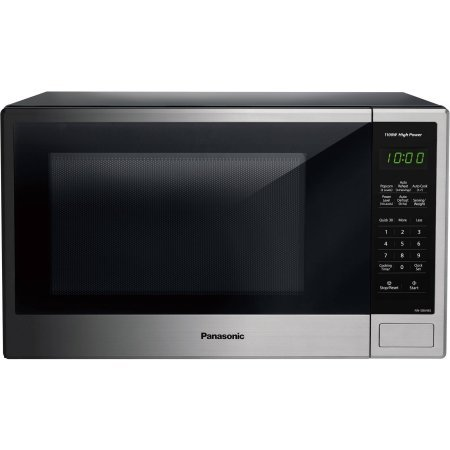 Panasonic NN SB646S Stainless Countertop Refurbished