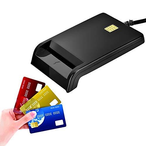 Adaptador de tarjeta de identificación, Lector de tarjetas ...