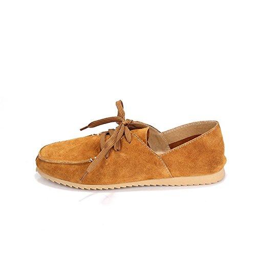 Womens Voguezone009 Cinturino Round Closed Heels No In Satinato Toe Con Microfibra Scarpe fqg14q