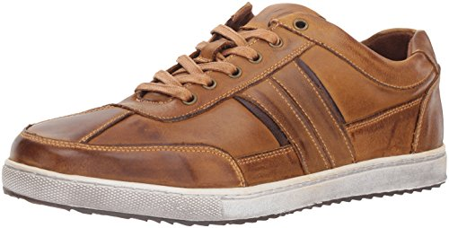 Kenneth Cole REACTION Men's Sprinter Sneaker, Tan, 7 M US
