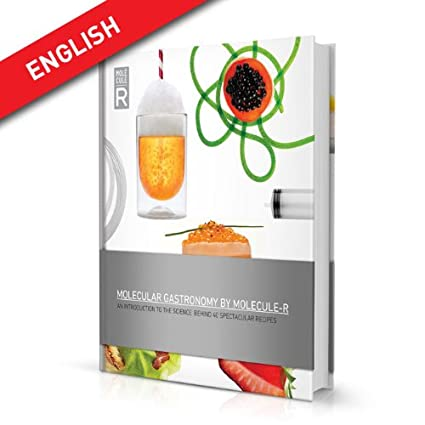 Molecule R Libro Di Cucina Gastronomia Molecolare Con 40 Nuove Ricette