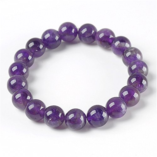 Jewelry Natural Amethyst Gemstone Bracelet