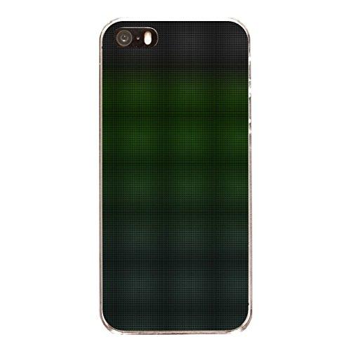 "Disagu Design Case Coque pour Apple iPhone SE Housse etui coque pochette ""Schottenkaro grün"""