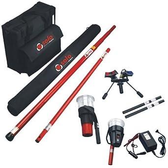SDI 851 Kit Kit De Prueba De Detector De Humo W/bolsa y Comprobador de calor: Amazon.es: Amazon.es
