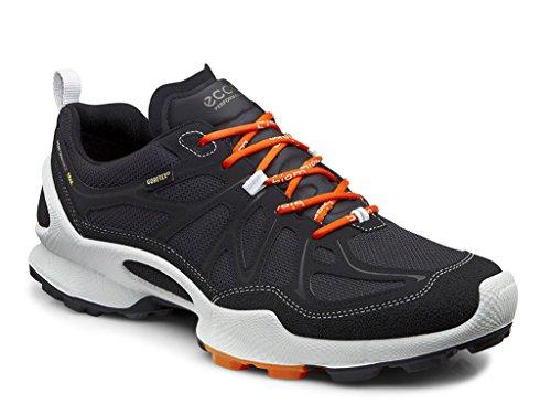 Ecco - Zapatillas para deportes de exterior para hombre Negro negro