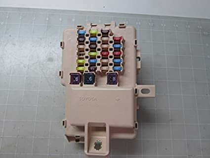 41ndOobn4NL._SX425_ amazon com toyota pp t20 gf10 fuse box t53500 industrial industrial fuse box at cos-gaming.co