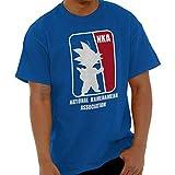National Kamehameha Association Funny Shirt Goku Dragon Gift T-Shirt Tee