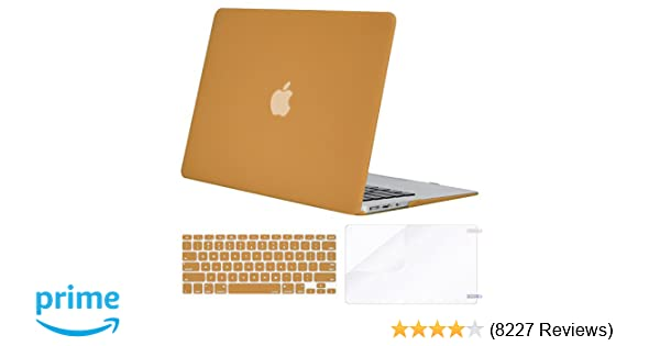 Amazon.com: MOSISO Plastic Hard Case & Keyboard Cover ...