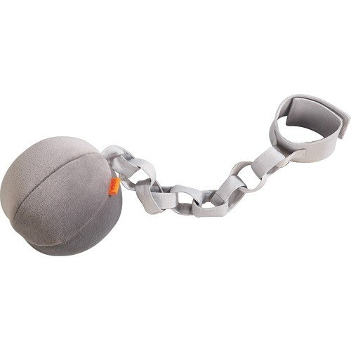 Ball And Chain Costume Accessory (Pirate Ball and Chain Dress-Up Costume Accessory)
