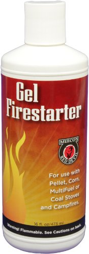 MEECO'S RED DEVIL 416 Gel Firestarter