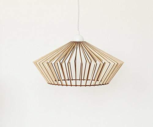 Lámpara de techo de madera/lámpara de Wood/Marca nuevo 2016 ...
