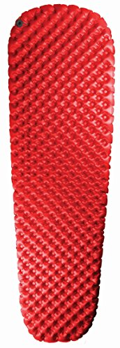 Sea to Summit Comfort Plus Insulated Mat - Red Large