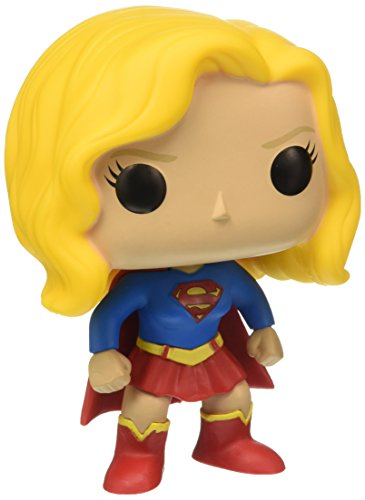 Funko POP Heroes: Supergirl Action Figure