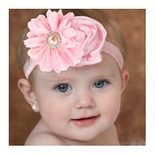 Wolkstore Lovely Ovely Unusal Cotton Girls Baby Two Red Rose