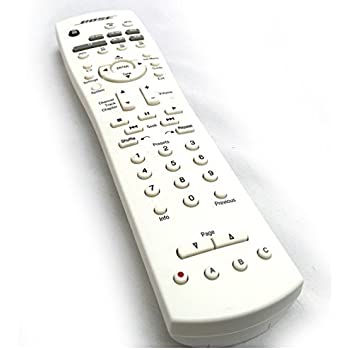 Amazon.com: Bose Lifestyle Series Remote Control RC38T1-27 ...