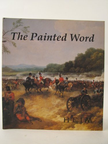 The Painted Word: British History Painting, 1750-1830