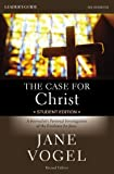 The Case for Christ/the Case for Faith Updated Student Edition Leader's Guide, Jane Vogel, 0310819474