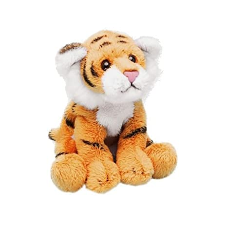 Amazon.com: Brown Tiger Sitting: Toys & Games