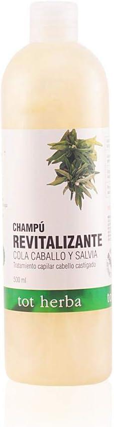Tot Herba Champú Revitalizante Cola de Caballo y Salvia - 500 ml