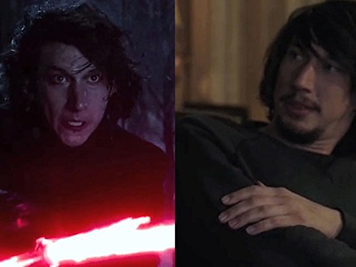 Adam From 'Girls' Reacts To Kylo Ren -