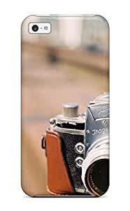 BenjaminHrez Snap On Hard Case Cover Camera Protector For Iphone 5c