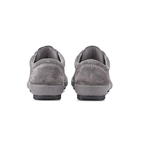 Legero Damen Tanaro Sneaker, Grau (Ematite 88 88)