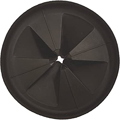 InSinkErator Sink Baffle Quiet Collar Black 77960 NEWEST VERSION Replaces QCB-AM