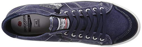 Bleu 790660 30st027 Basses 660 Homme navy Dockers Gerli Sneakers By wqg0C0