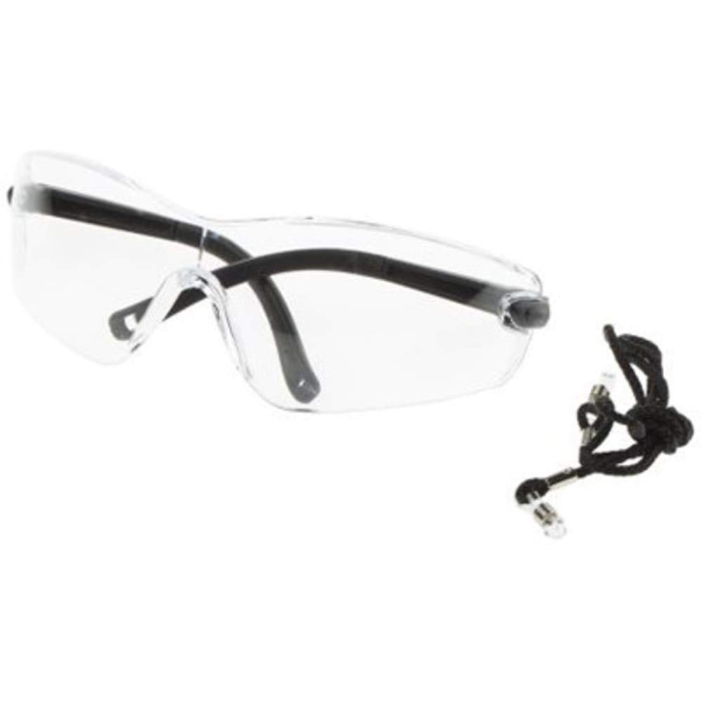 PW34 Safety Glasses; Clear, Pack of 10