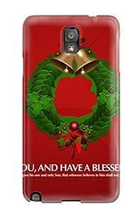 Excellent Design Christmas65 Phone Case For Galaxy Note 3 Premium Case