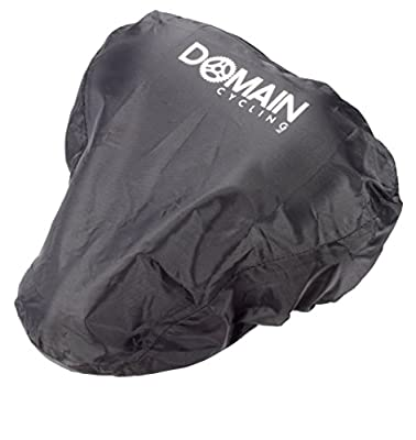 Waterproof Bike Seat Rain Cover, Protective Water Resistant Bicycle Saddle Cover - Domain Cycling