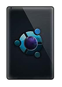 Special Skin Case Cover For Ipad Mini, Popular Ubuntu Phone Case