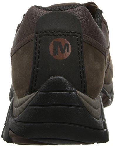 Merrell MOAB ROVER MOC, Mocassins pour homme, Marron - Marron foncé, US 10 2E|UK 9|EU 44