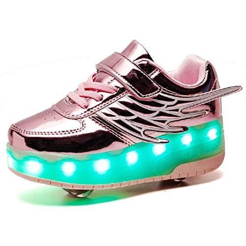 Led Lights up Roller Skate Shoes with