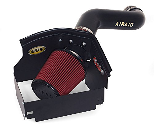 Airaid 311-205 SynthaMax Dry Filter Intake System Airaid Quick Fit System
