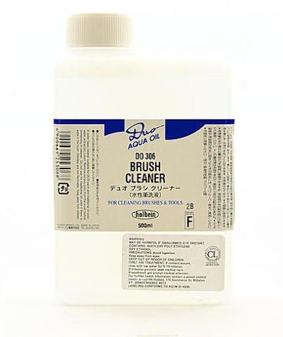 Holbein Brush Cleaner (500 ml) 1 pcs sku# 1844368MA