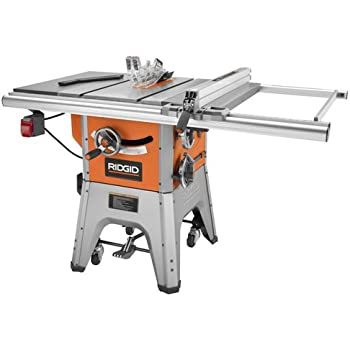 Exceptionnel RIDGID R4512 10 In. 13 Amp Cast IronTable Saw