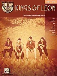 Hal Leonard Kings Of Leon - Guitar Play-Along, Volume 142 (Book/CD) ()