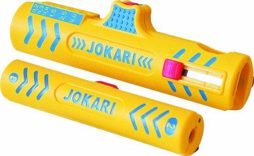 Jokari Secura Super Entmanteler No. 15 - Secura Coaxial Entmanteler Coaxi No.1 Set 2tlg