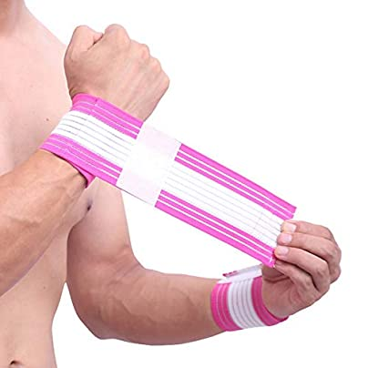 1Pc Elastic Wrist Support Bandage Hand Sport Wristband Gym Support Wrist Brace Wrap Carpal Tunnel Estimated Price £8.29 -