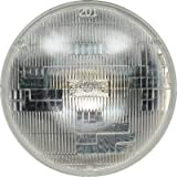 SYLVANIA - H6024 SilverStar Sealed Beam Headlight - High Performance Halogen Headlight Replacement (7