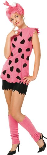 The Flintstones Adult Pebbles Costume