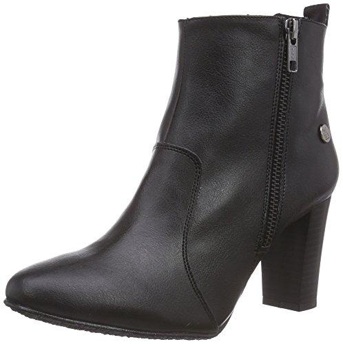 Jonny´s Vegan Kellen - botas de material sintético mujer negro - negro (Negro)