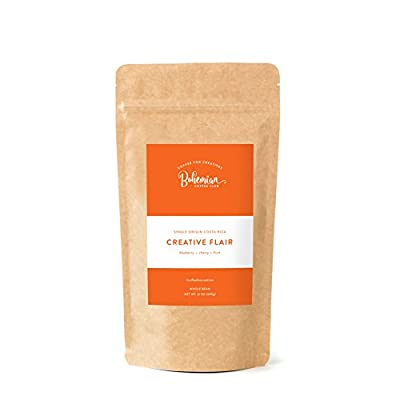 Bohemian Coffee CREATIVE FLAIR