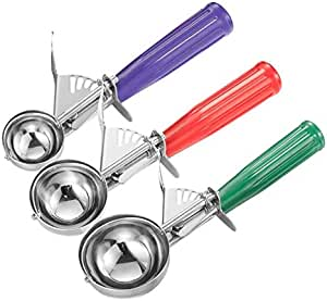 Compra Cuasting - Juego de cucharadas para galletas, juego de ...
