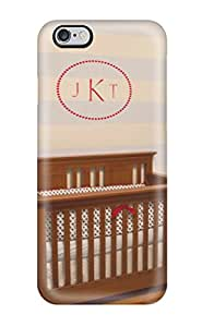 Series Skin Case Cover For Iphone 6 Plus(monogram Decal Over Crib In Nautical Nursery) 3401688K53916062