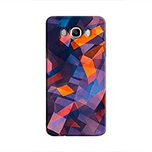 Cover It Up - Rectangle Mountain Galaxy J7 2016Hard Case