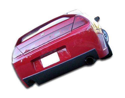 Duraflex Replacement for 1998-2002 Honda Accord 2DR B-2 Rear Bumper Cover - 1 Piece