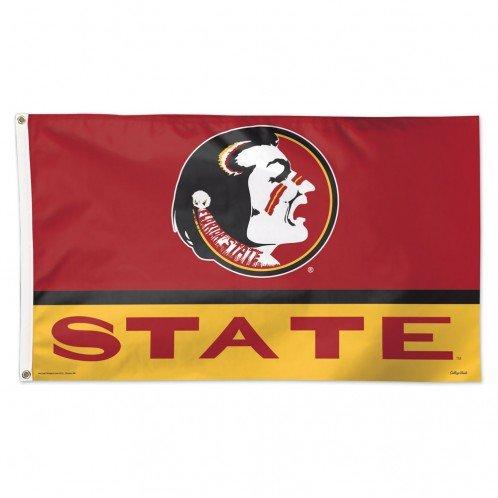 Wincraft Florida State Seminoles Flag 3' x 5' Deluxe Flag - College Vault